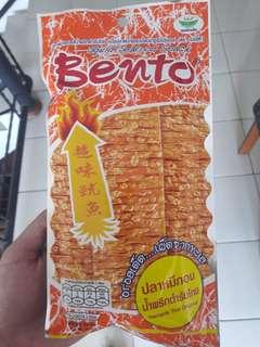 Bento Squid - Namprik Thai Original Flavor