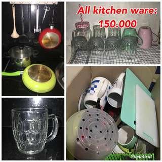 All Kitchen ware