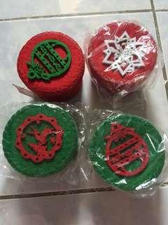 Take all Christmas foam box