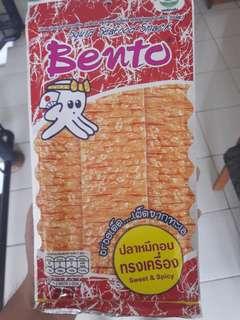 Bento Squid - Sweet and Spicy Flavor
