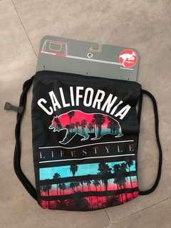 California sports bag