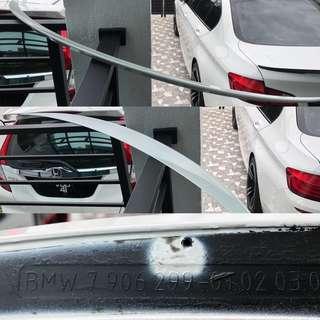 BMW F10 Standard MSport Spoiler