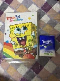Spongebob 海綿寶寶 簿