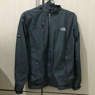 jaket the north face hiking jacket original