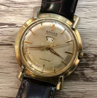 Gruen Automatic Vintage Watch