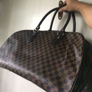 LV Luggage Bag