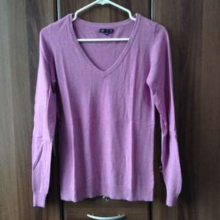 GAP Lavender Sweater