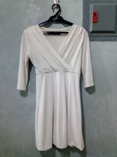 Karimadon white dress