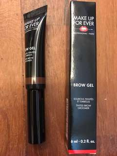 Make up for ever brow gel tinted brow groomer 6ml 35