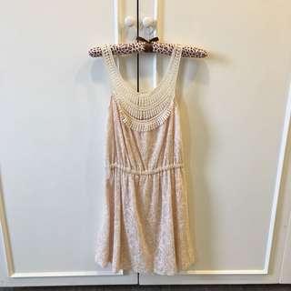 Lace dress from Bangkok