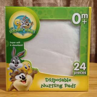 Looney Tunes Disposable Nursing Pads