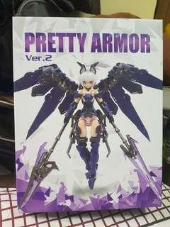 Pretty Armor Girl Ver 2