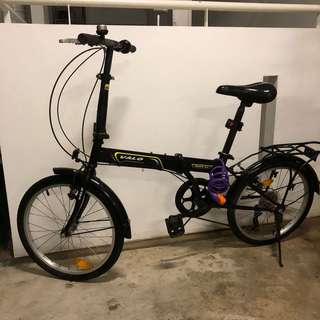 Foldable Bicycle VALO