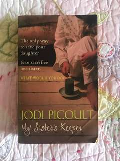 My Sister's Keeper (book)