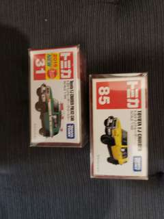 Tomica 車仔 Toyota FJ Cruiser
