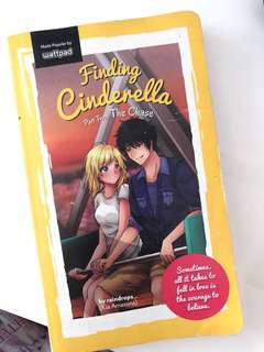 Wattpad: Finding Cinderella Part Two: The Chase