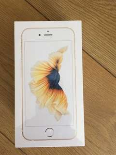 *Brand New* IPhone 6 32GB GOLD