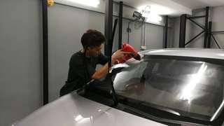 Car tinting @ Raya promo