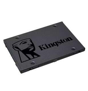 """Kingston 240GB SSDNOW A400 SATA III 2.5"""" SSD"""