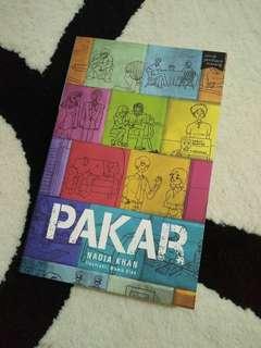 FIXI PAKAR (Inc. postage)