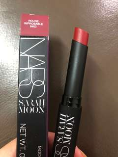 Brand New NARS Lipstick Sarah Moon Rouge Improbable