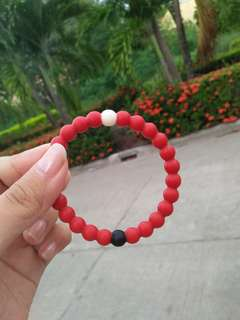 AUTHENTIC LOKAI LIMITED EDITION HIV BLOOD CHARITY