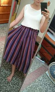 🚚 民俗風洋裝