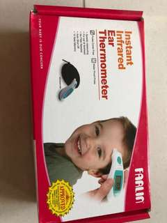 Farlin instant infrared ear thermometer