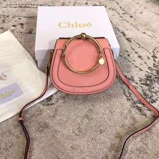 Chloe Nile Bracelet Bags