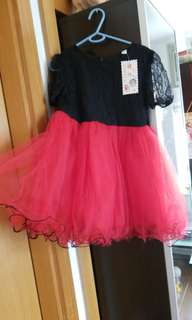 女童裙 (合3至4歲)
