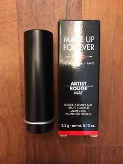 Make up for ever artist rouge mat M301 lipstick