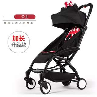Baby Yoya Stroller Advance Version with 1 Mystery Free Gift worth RM49