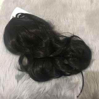 Clip hair extensions (short)