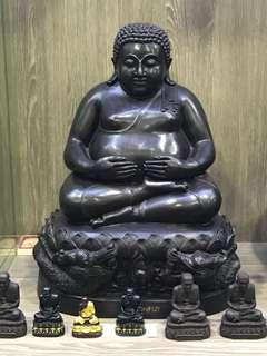"Phra Sangkachai Nang Mongkon ""9 (Is a 9inch lap but it look bigger then 9inch) B.E.2553. Wat Ahnalayo (Payao - Lampang) Phra Ajhan Luang Phor Pai Boon"