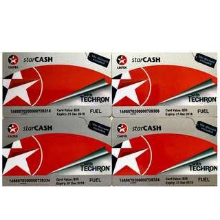 Great Deal!! $100 Caltex Fuel Card for only $85