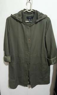 Forever 21 Women's Military Jacket