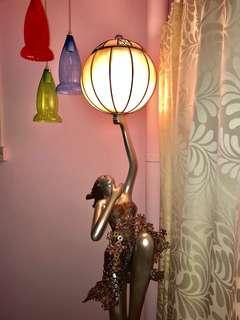 Floor lamp-Hari Raya sale