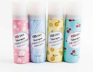 Dry Shampoo 50 Ml