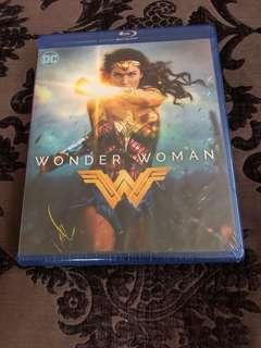 Brand New Wonder Woman Blu-ray disc(sealed)