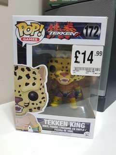 Funko Pop Tekken King