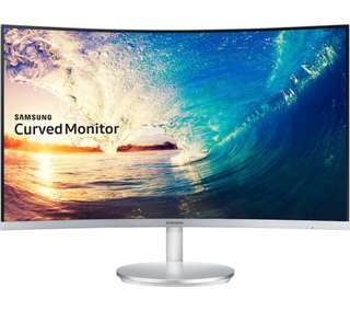"Brand New Samsung 27"" Curved LED monitor C27F591(sealed)"