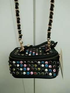 閃石小手袋 clutch bag