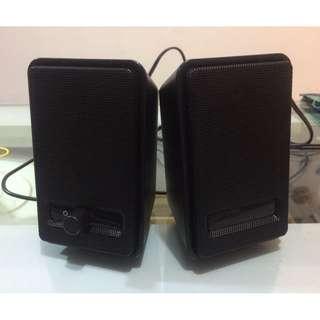 USB-Powered Computer Speakers