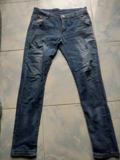 maong pants (stretch)