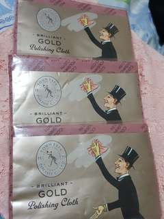 Town Talk Gold Cleaning Cloth