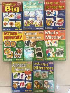 Smart Puzzles (Assorted Designs)