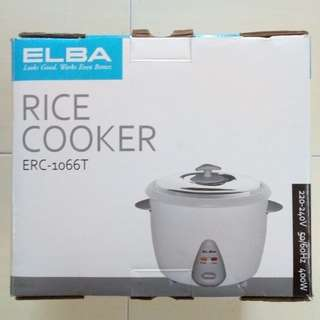Elba Rice Cooker 1.0 litre