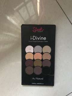Sleek Eyeshadow i-divine Au Naturel
