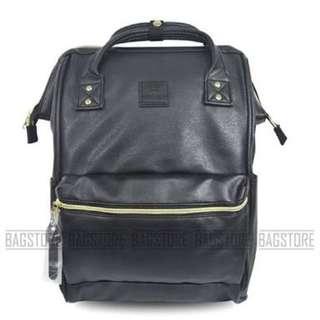 Anello Bag (Black - Regular)