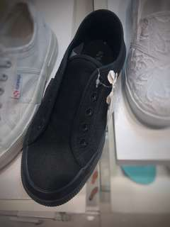 Superga 2750 cotu slip on black EU 35